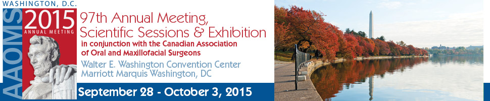 2015 Annual Meeting: http://www.aaoms.org/annual_meeting/2015/index.php